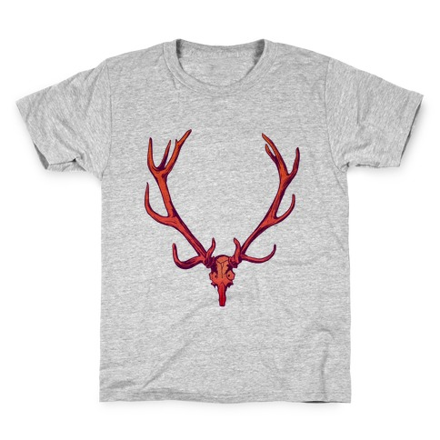 Buck Off Antlers Kids T-Shirt