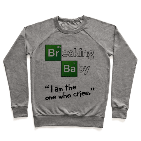 Breaking Baby Pullover