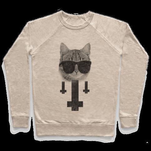 Satan Cat Pullover