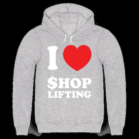 I Heart Shoplifting