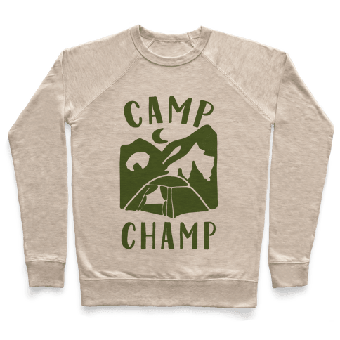 Camp Champ Pullover