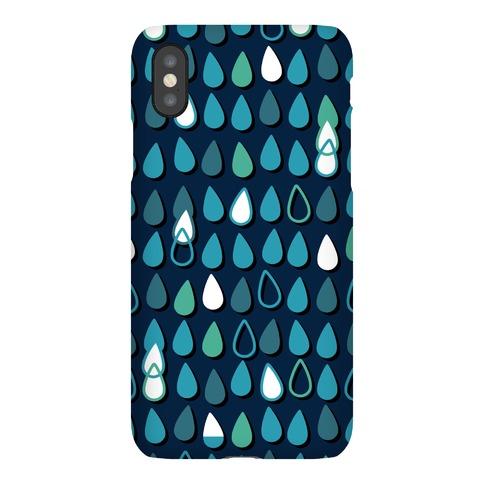 Spring Rain Phone Case