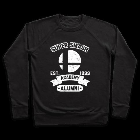 Super Smash Academy Alumni Pullover