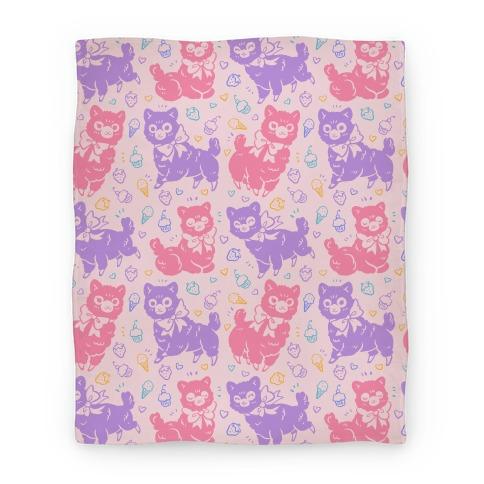 Adorable Alpacas Blanket