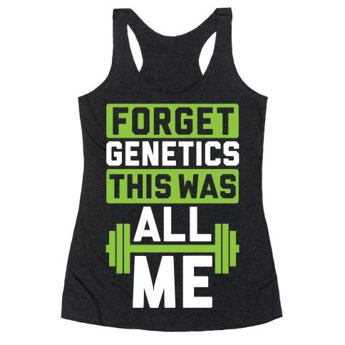 Forget Genetics Racerback Tank Top