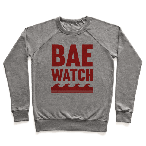 Bae Watch Pullover