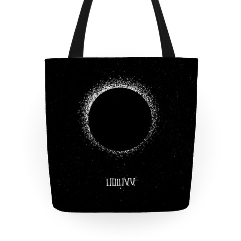 Total Eclipse Countdown Tote