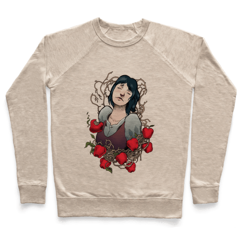 Poisonous Apple Snow White Pullover
