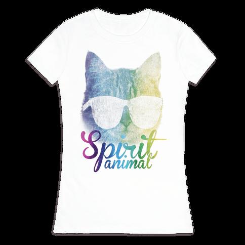 Spirit Animal Womens T-Shirt