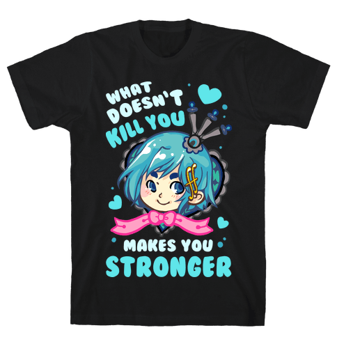 What Doesn't Kill You Makes You Stronger Sayaka Parody