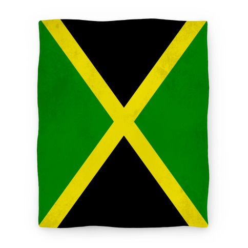 Flag of Jamaica Blanket