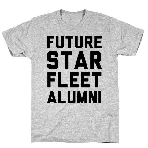 Future Star Fleet Alumni T-Shirt