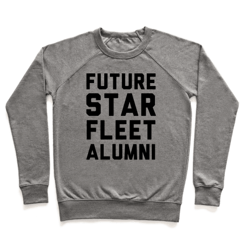 Future Star Fleet Alumni Pullover