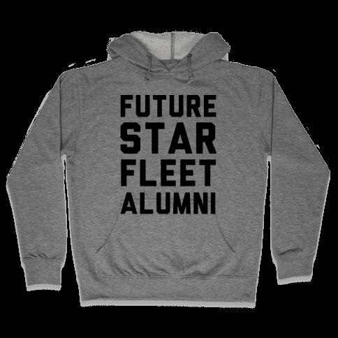 Future Star Fleet Alumni Hooded Sweatshirt