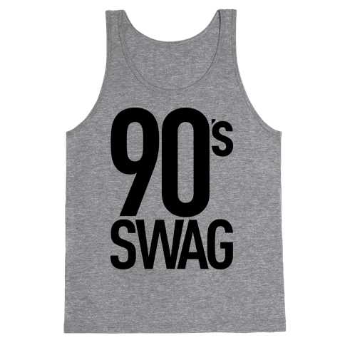 90's Swag Tank Top