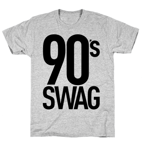 90's Swag Mens T-Shirt