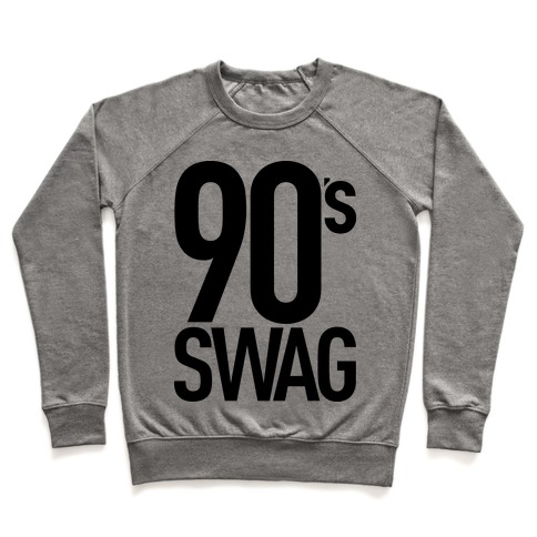 90's Swag Pullover