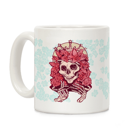 Mother's Lovely Skull Coffee Mug