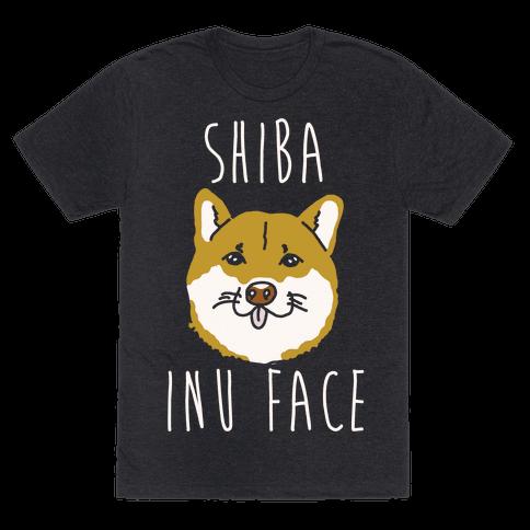 Shiba Inu Face