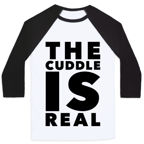 The Cuddle Is Real