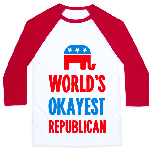 World's Okayest Republican