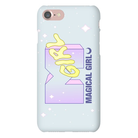 Magical Girl (MTV) Phone Case