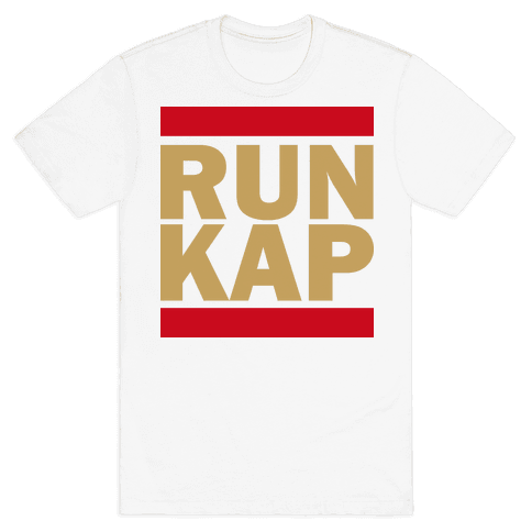 Run Kap  Mens T-Shirt