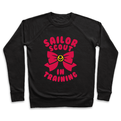Sailor Scout In Training Pullover