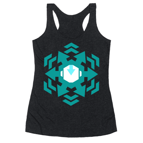 Air Bender Racerback Tank Top