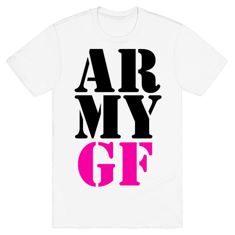 Army GF Mens T-Shirt