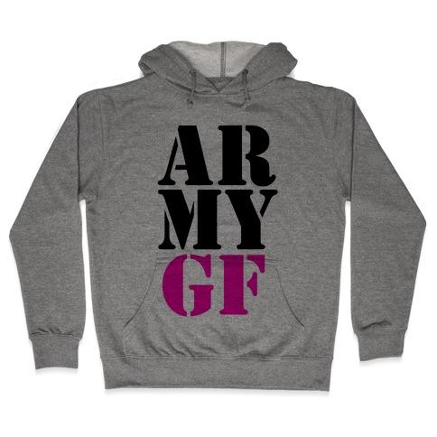 Army GF Hooded Sweatshirt