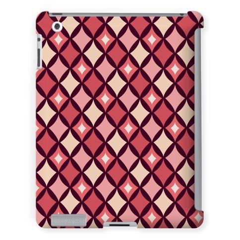 Diamond Pattern Case (Red)