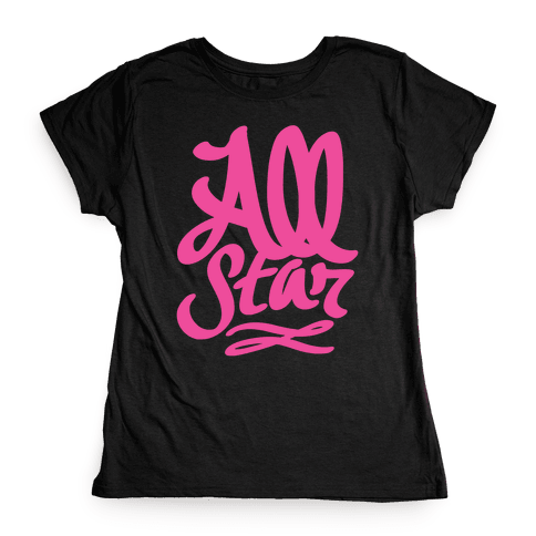 All Star Womens T-Shirt