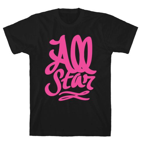 All Star Mens T-Shirt