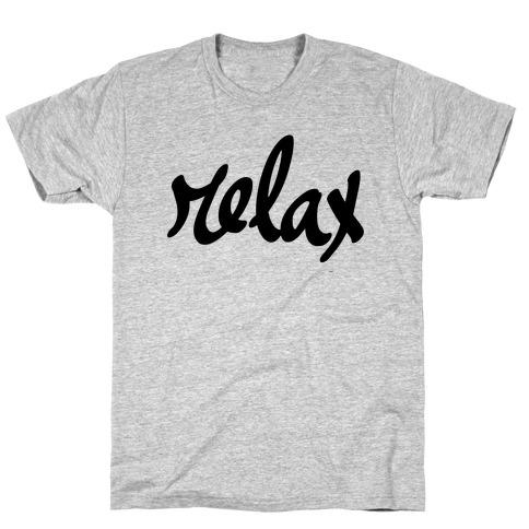 Relax Mens T-Shirt