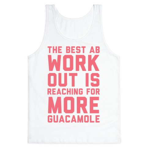 The Best Ab Work Out Tank Top