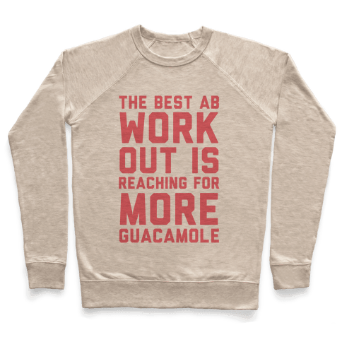 The Best Ab Work Out Pullover