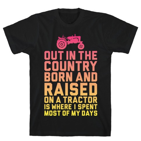 Fresh Prince Of The Country T-Shirt
