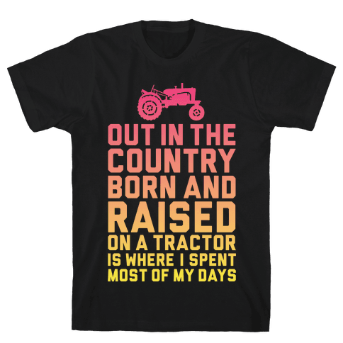 Fresh Prince Of The Country Mens T-Shirt