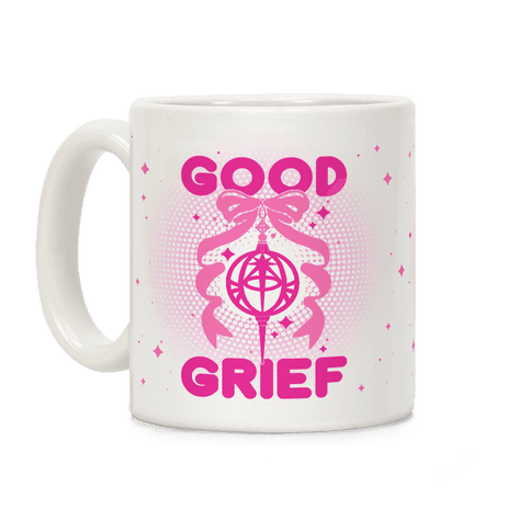 Good Grief Coffee Mug