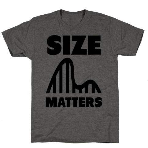 Size Matters (roller coasters)