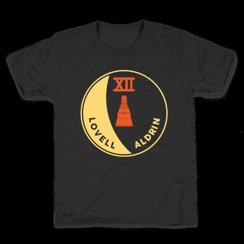 Gemini 12 Kids T-Shirt