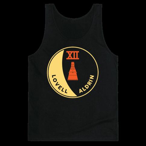 Gemini 12 Tank Top
