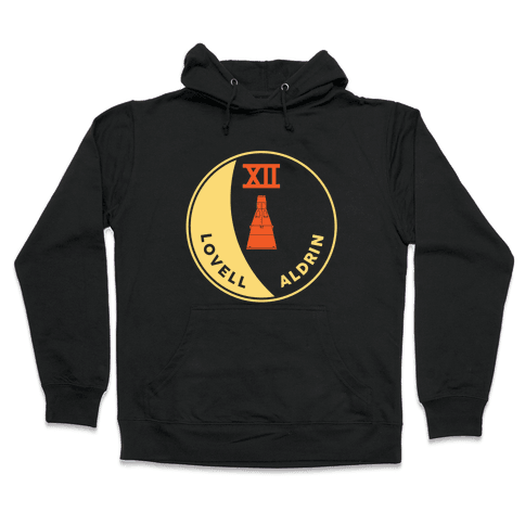 Gemini 12 Hooded Sweatshirt