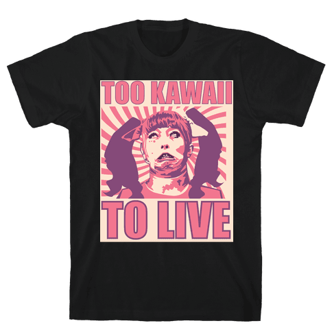 Too Kawaii Mens T-Shirt