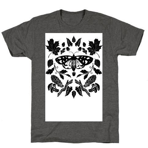 Woodland Moth T-Shirt