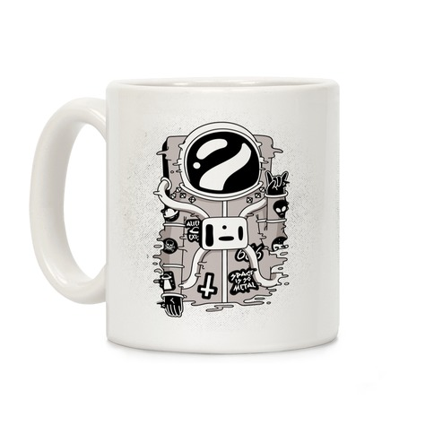 Space Is So Metal Coffee Mug
