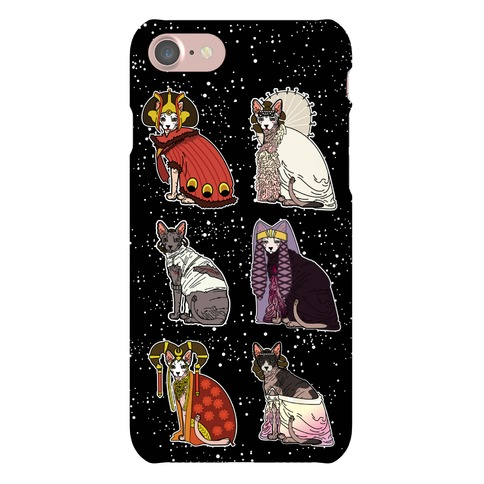 Amidala Cat Phone Case