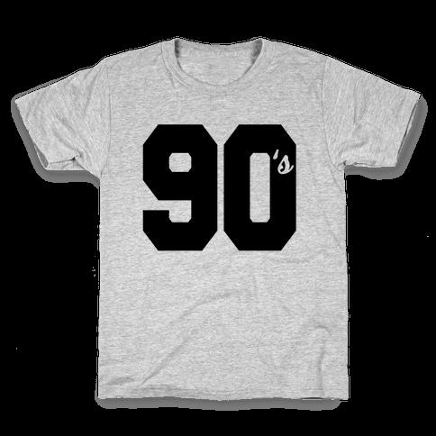 90's Varsity Kids T-Shirt