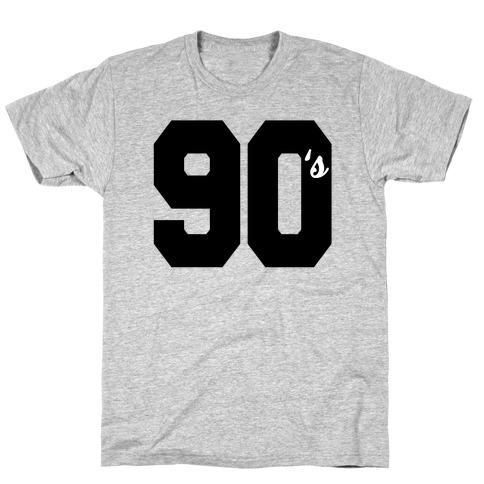 90's Varsity Mens T-Shirt